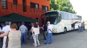Caldana Tour in visita
